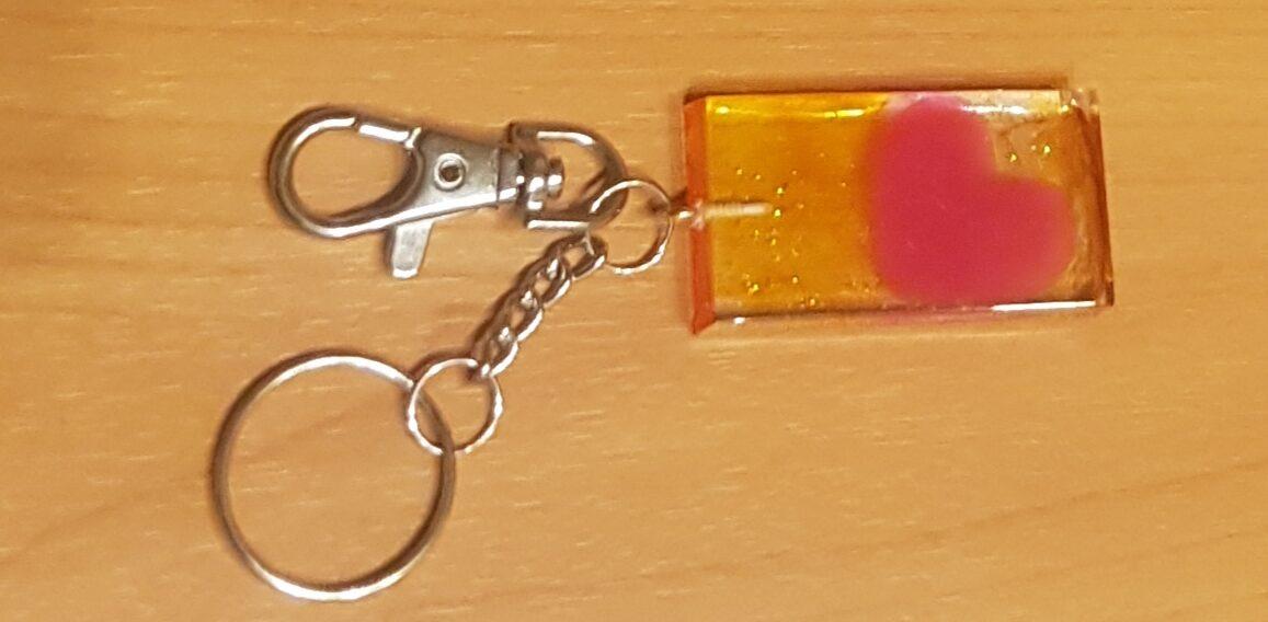 Piekariņš ar riņķīti atslēgām 050007048025